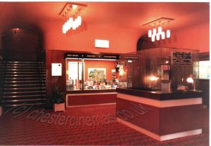 odeon foyer 1986