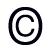 copyright white