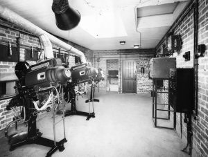 Projection room~ TATLER/Classic