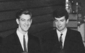1965-David Davidson (R) Peter Davies (L)