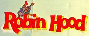 Robin Hood (Disney) Quad