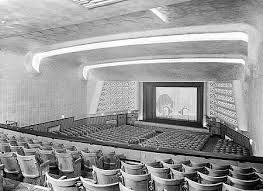 Odeon Wrexham view from the circle