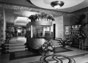 Entrance foyer Odeon Wrexham